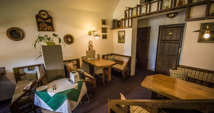 JD Penzion zázemí pro hosty